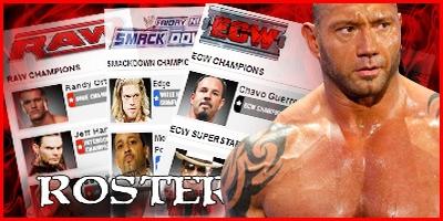 créer un forum : WWE-passion-SvR Roster12