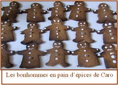 Quand Noël rime avec douceurs, gourmandise et autres friandises... Bonhom10