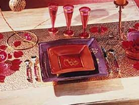 Bien décorer sa table de Noël Table_12