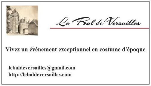les affiches  du bal de  Versailles, depuis 2002 52447410