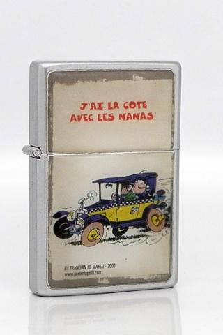 essence - Briquets à essence «CHAMP » 32 nd PLATOON P1020011