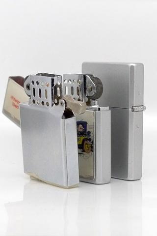 essence - Briquets à essence «CHAMP » 32 nd PLATOON P1020013