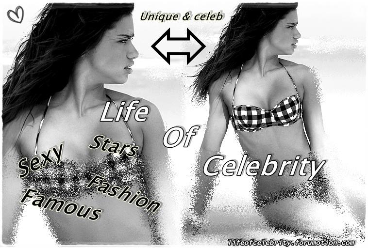 Life of celebrity
