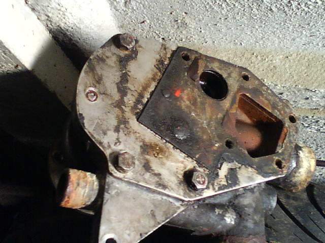 pompe a eau renault 6 1180 Dsc00919