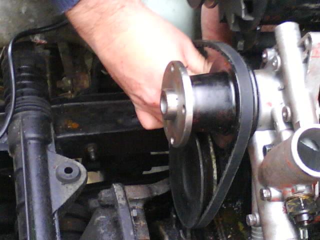 pompe a eau renault 6 1180 Dsc00921