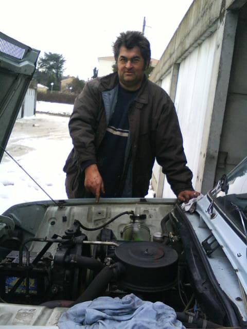 pompe a eau renault 6 1180 Dsc01016