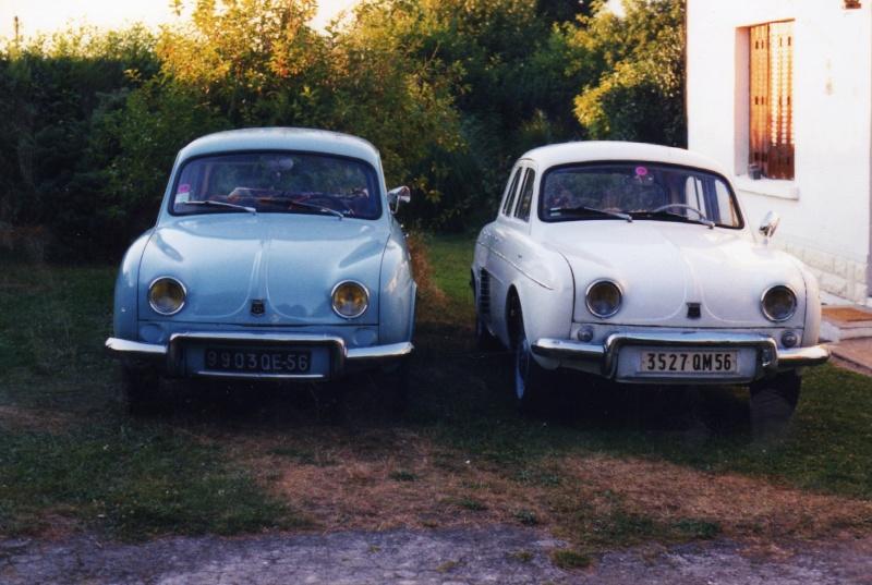 Quelques unes de mes anciennes Renault Dauphi10