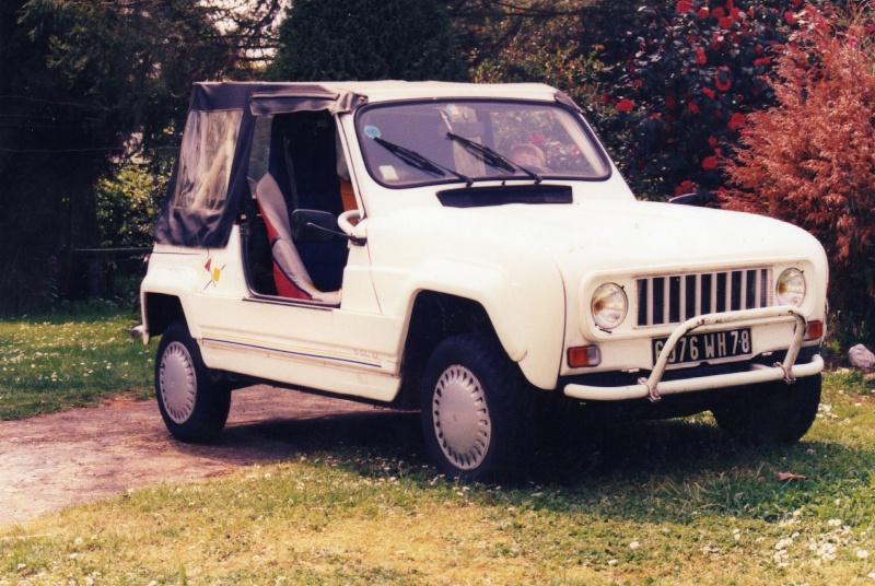 Quelques unes de mes anciennes Renault Jp410