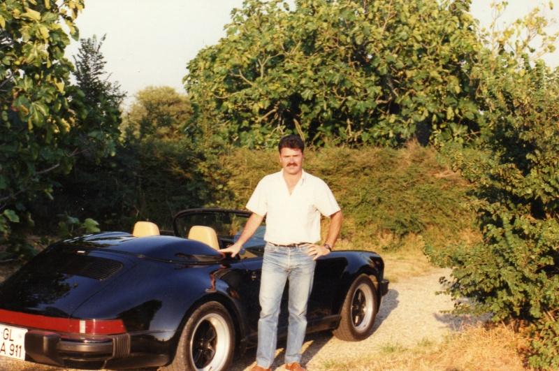 Quelques unes de mes anciennes Renault Porsch10