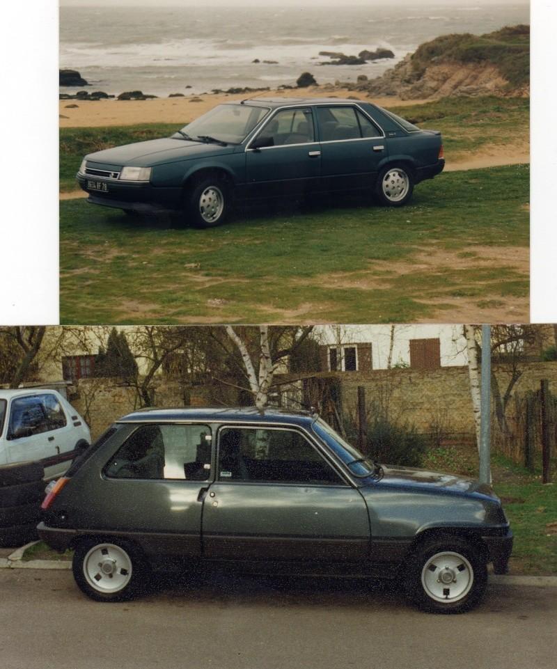 Quelques unes de mes anciennes Renault R5_r2510