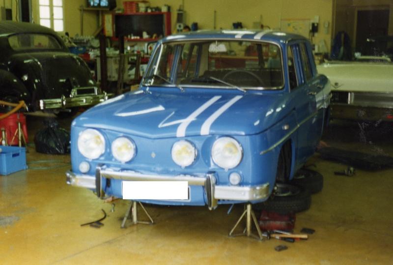 Quelques unes de mes anciennes Renault R810