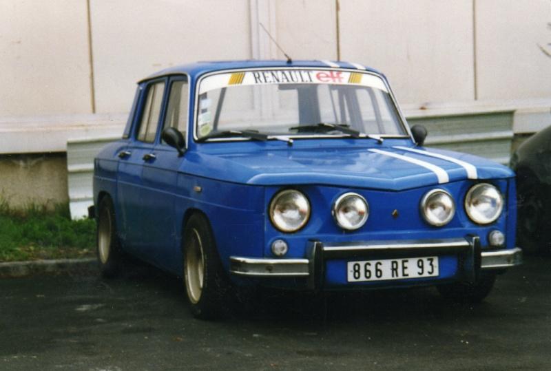 Quelques unes de mes anciennes Renault R8_gor10