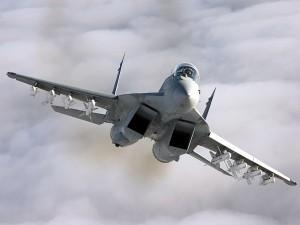 El mejor caza del mundo Mig35-11
