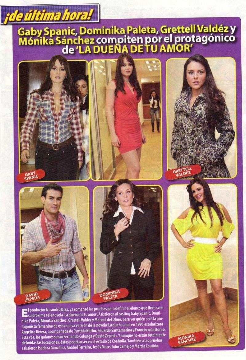 Revista y notas el casting 123nv10