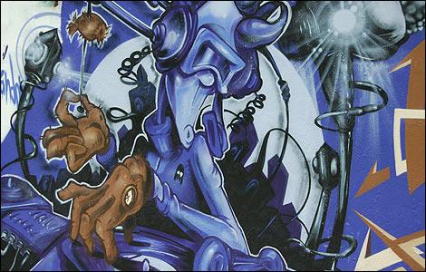 General Graffiti Graff110