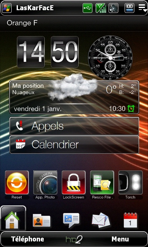 Et si on postait nos Today et nos wallpaper ici .... Screen10