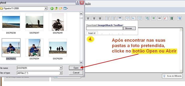 Como Colocar Fotos nas suas mensagens Tutori13