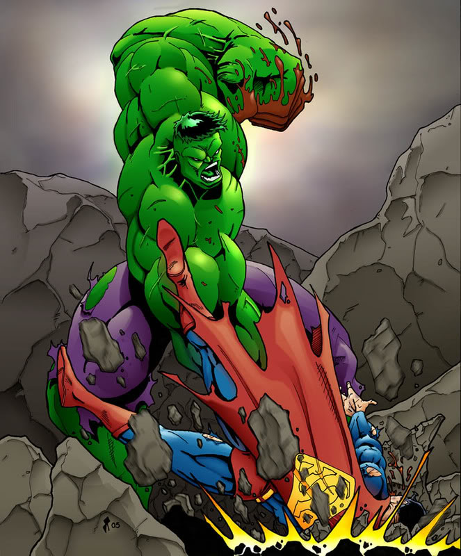 the first of the best fights of comicbook history Hulk_v10