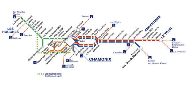 Chamonix Bus 663310