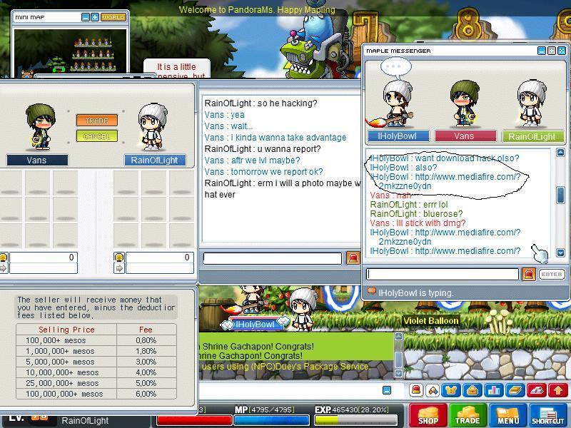 lHolyBowl hacking Maple011
