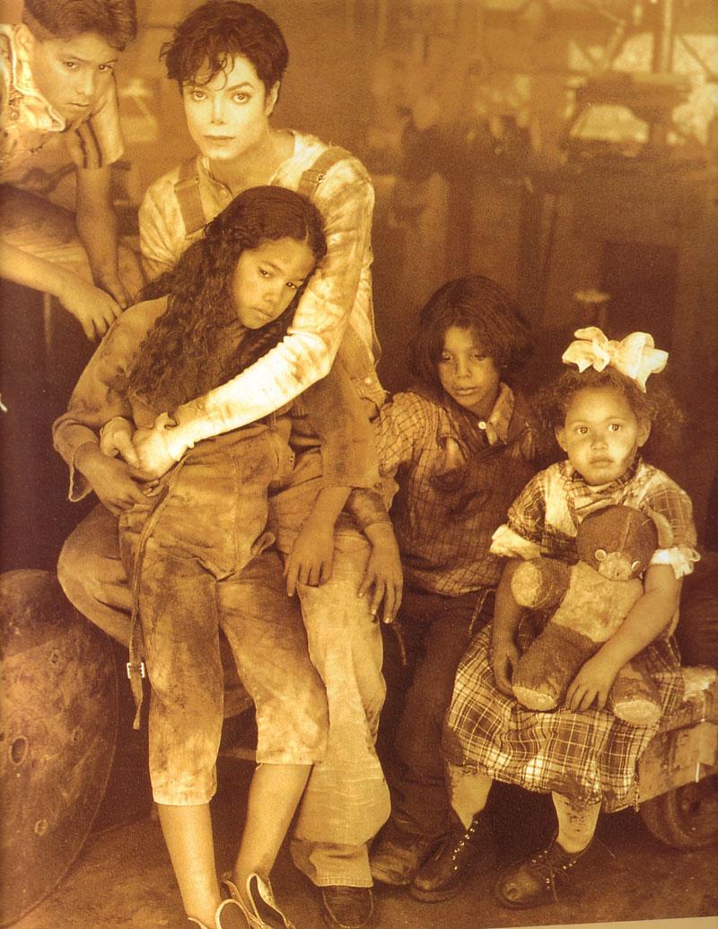 Foto di Michael e i bambini - Pagina 12 13310