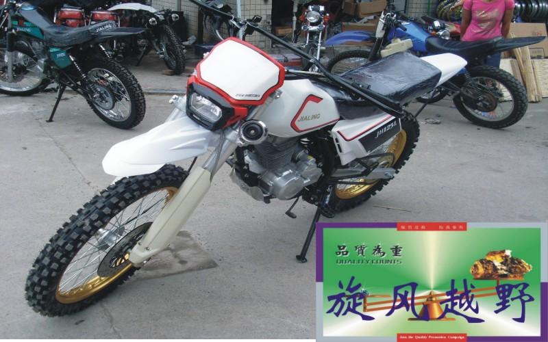 旋风越野经典改装嘉陵白菜越野摩托车杰出之作 7211