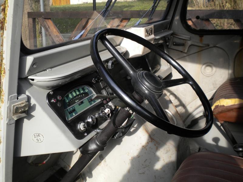 Présentation : mes vehicules:2 H et une 2cv Dscn0011