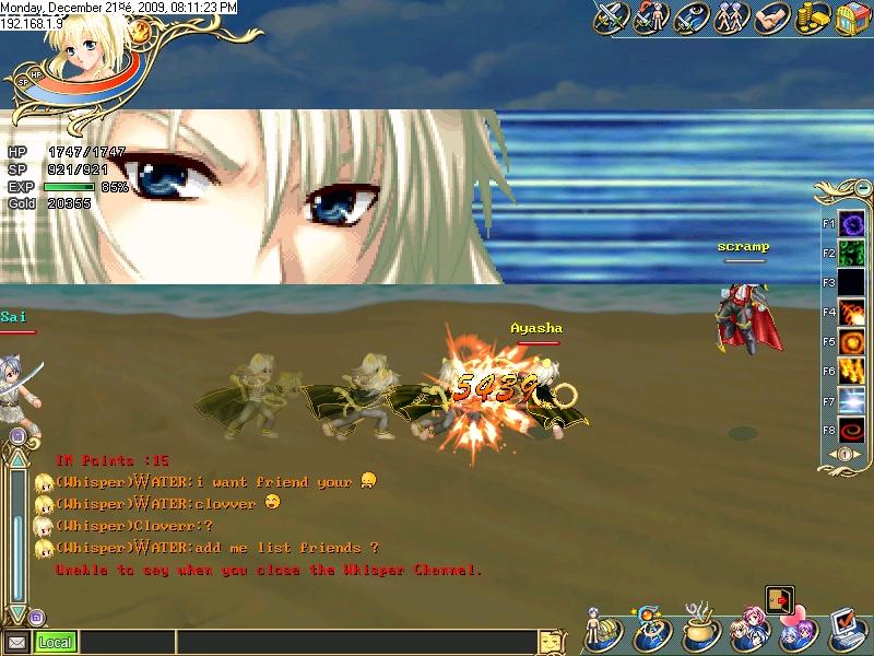 Post ur nice screentshot here 12212010