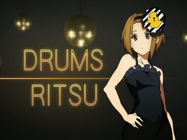 [K-On!] [Ritsu] [ED version] Ritsu11