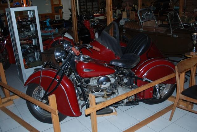 Quelques photos de motos du musée Baster à RIOM 20110911