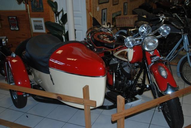 Quelques photos de motos du musée Baster à RIOM 20110918