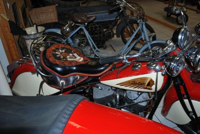 Quelques photos de motos du musée Baster à RIOM 20110919