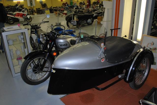 Quelques photos de motos du musée Baster à RIOM 20110925