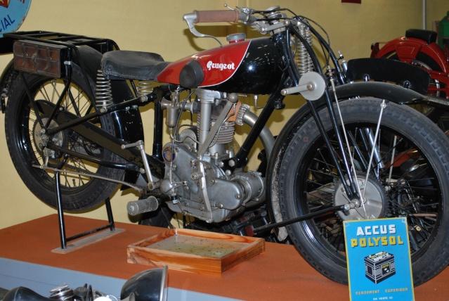 Quelques photos de motos du musée Baster à RIOM 20110928