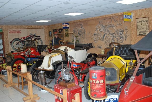 Quelques photos de motos du musée Baster à RIOM 20110939