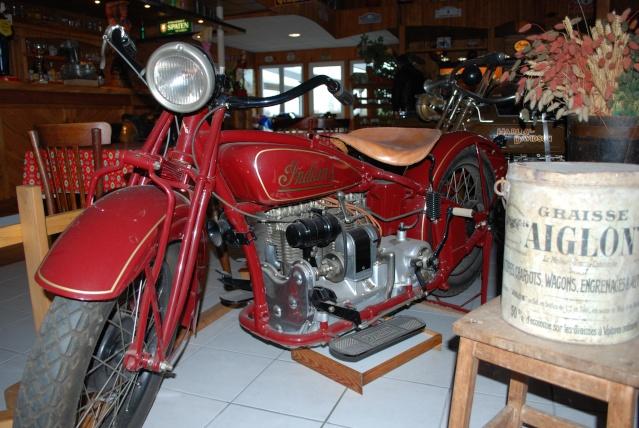 Quelques photos de motos du musée Baster à RIOM 20110941