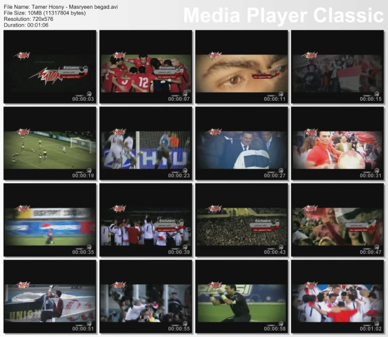 Tamer Hosny - Masryeen begad, Videoclip DVD Quality !! Tamer10