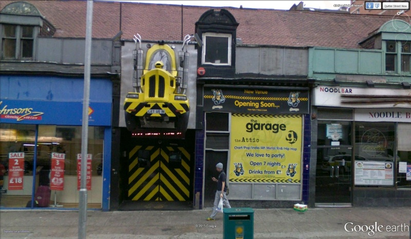 STREET VIEW : les façades de magasins (Monde) - Page 4 Garage10