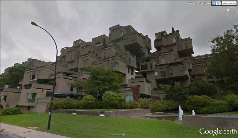 [Canada] - Habitat 67 Montréal  Habit110