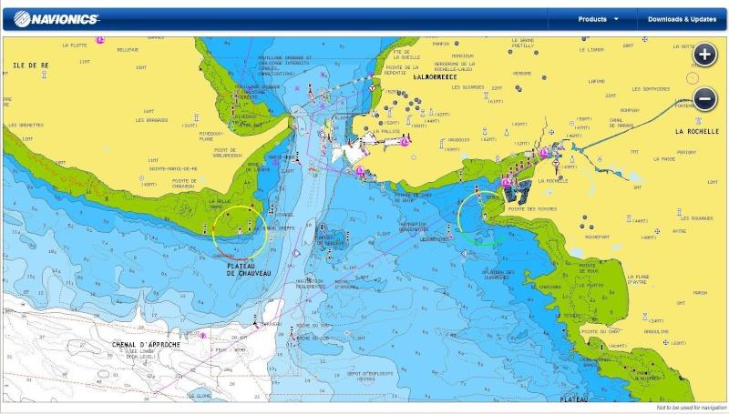 Cartes Marines - Nautical Maps - Cartas Nauticas - Page 4 Navio210