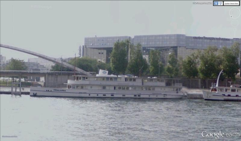 Thalassa Paris France Thala110