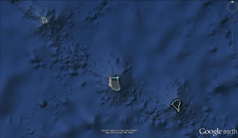 L'archipel de Tokelau sous la menace de la montée des eaux Tokela10