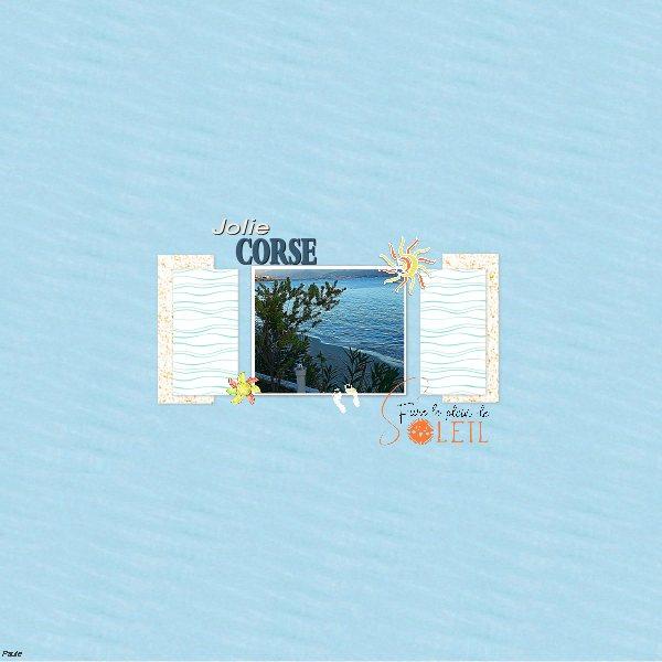 Pages réalisées avec le kit DCS fête ses 9 ans sous les tropiques. Corse_10