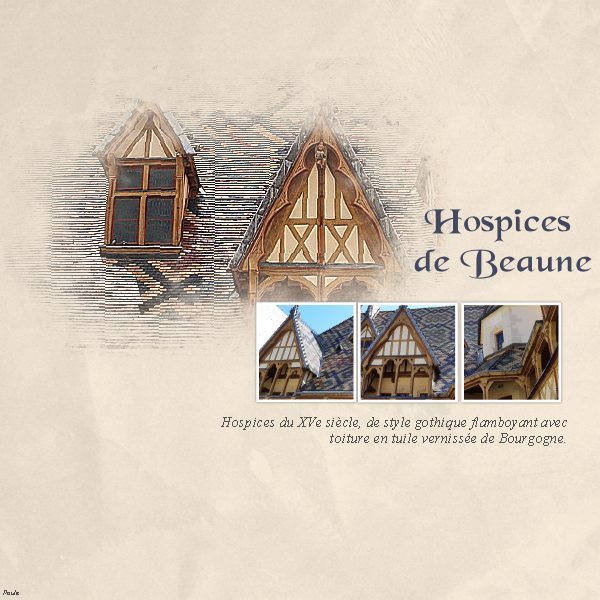 Pages réalisées avec les templates artsy 05 2019 Hospic10