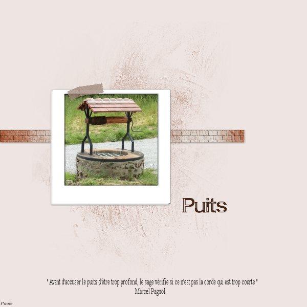 Pages réalisées avec les templates de juin 2019 Puits_10