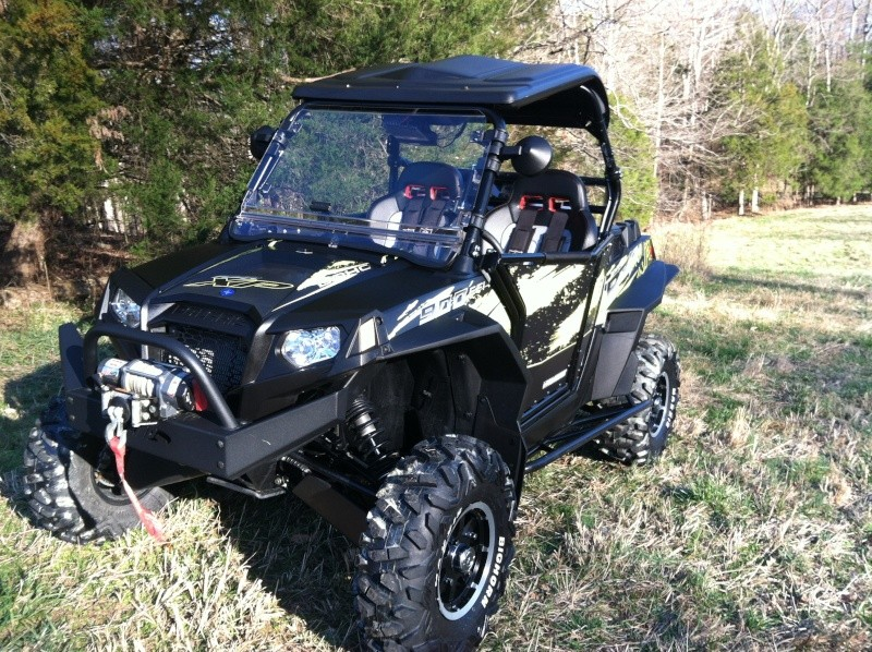 The Mistress...2013 RZR 900 XP Stealth BLack/ Evasive Green w/ EPS Img_1530