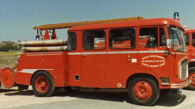 "F.P.T. Type 55 à carrosserie ""GRUAU"" 1961 61295010"