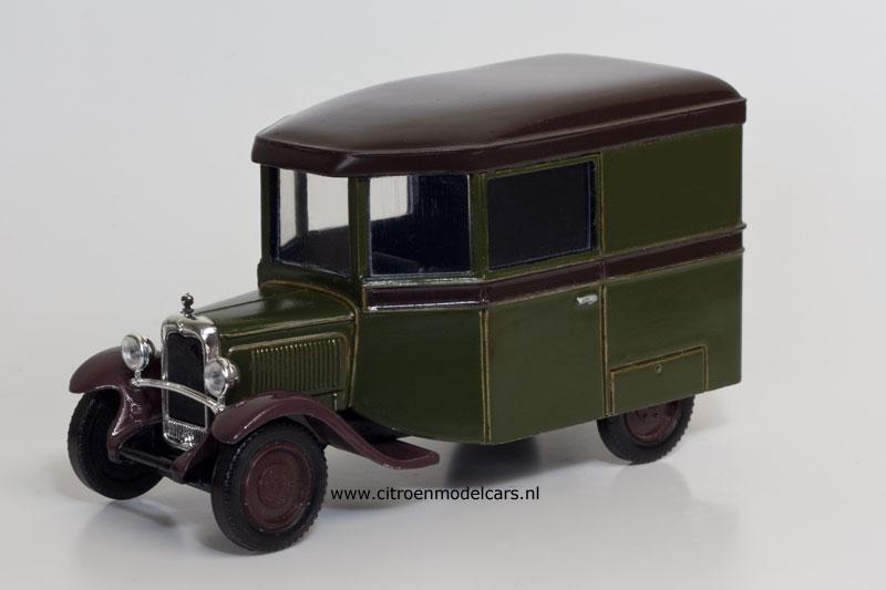 Citroën Fourgons et voitures de livraison C4 C4_fou11