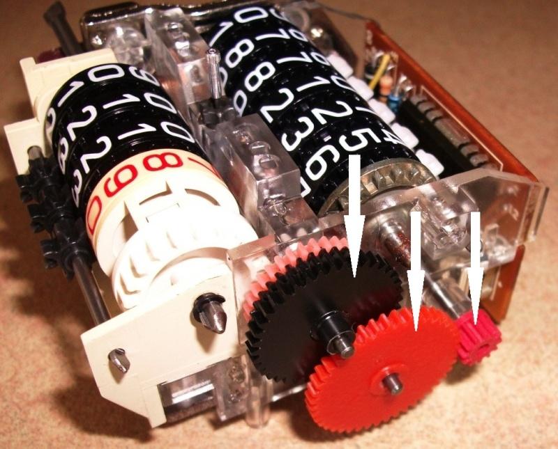 Speedometer gear repairs in Australia - an option... Speedo11