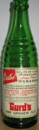beau lot de 10 bouteille gurd avec etiquette  Img_3924